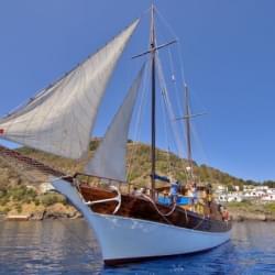 Escursioni in Barca Guletta